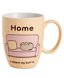 Department 56 Pusheen Mug