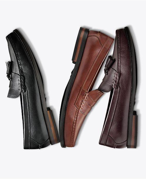 Cole Haan Men's Pinch Friday Contemporary Tassel Loafer Men's Shoes AURla