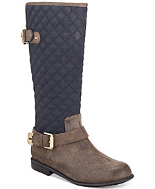 Tommy Hilfiger Andrea Equestrian Boots, Toddler Girls, Little Girls & Big Girls