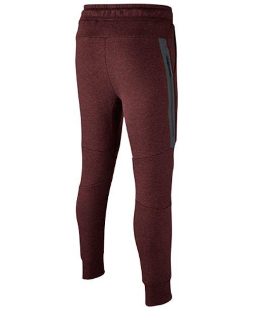 4783d76789530 Nike Big Boys Sportswear Tech Fleece Pants & Reviews - Leggings ...
