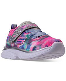 Skechers Toddler Girls' Spirit Sprintz - Rainbow Raz Athletic Sneakers from Finish Line