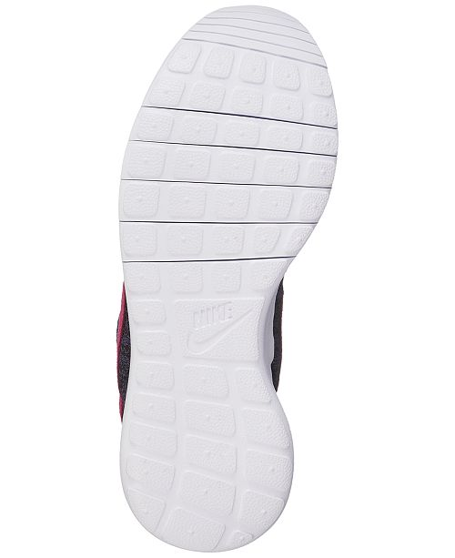 baa9751c51 Nike Big Girls' Roshe One Casual Sneakers from Finish Line & Reviews ...