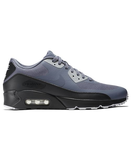 newest 445cc f7042 ... Nike Men s Air Max 90 Ultra 2.0 Essential Running Sneakers from Finish  ...