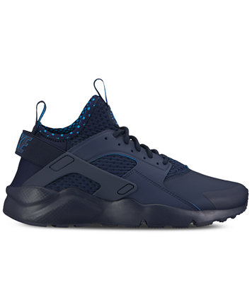 Image 2 of Nike Men's Air Huarache Run Ultra SE Casual Sneakers from Finish  Line