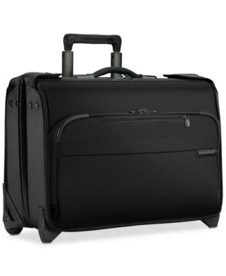 Baseline 2-Wheel Carry-On Garment Bag