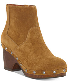 Lucky Brand Yasamin Studded Booties