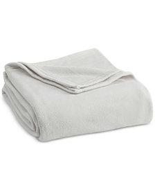 Vellux Brushed Microfleece Queen Blanket
