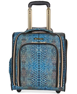 Aimee Kestenberg Sydney Wheeled Under-Seat Carry-On Suitcase