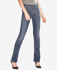 Silver Jeans Co. Slim Bootcut Jeans