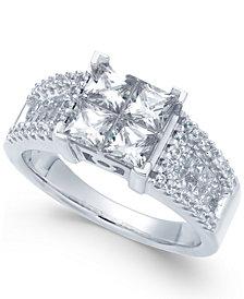 Diamond Princess Engagement Ring (2 ct. t.w.)