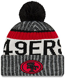New Era Boys' San Francisco 49ers Sport Knit