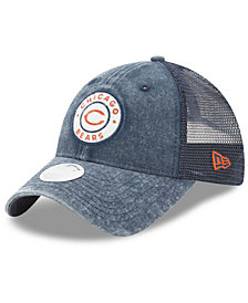 New Era Women's Chicago Bears Perfect Patch 9TWENTY Snapback Cap