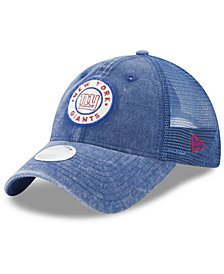 New Era Women's New York Giants Perfect Patch 9TWENTY Snapback Cap