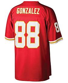 Men's Tony Gonzalez Kansas City Chiefs Replica Throwback Jersey