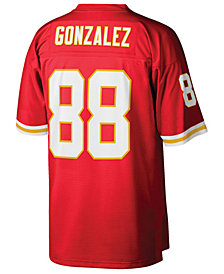 Mitchell & Ness Men's Tony Gonzalez Kansas City Chiefs Replica Throwback Jersey