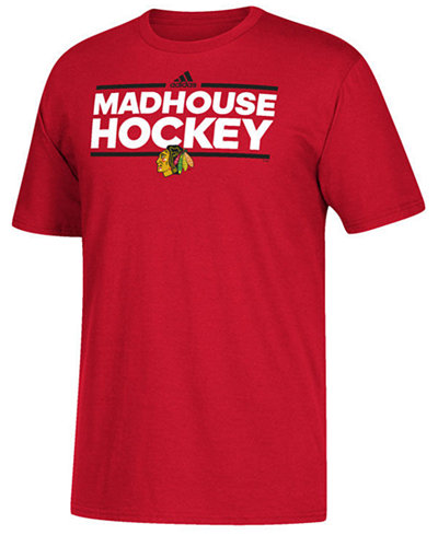 adidas Men's Chicago Blackhawks Dassler Local T-Shirt