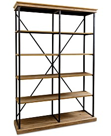 Jaxon Bookcase, Quick Ship