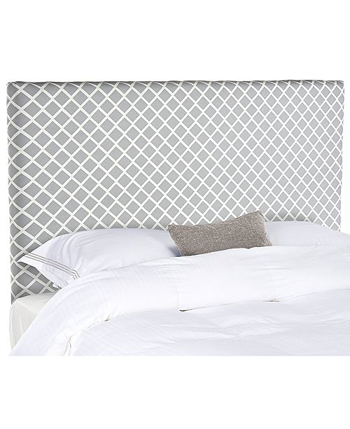 Safavieh Sydney Queen Headboard, Quick Ship