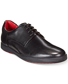 HUGO Men's Flat City Derby Casual Shoes