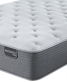 Serta Masterpiece Albert 14'' Plush Mattress - California King, Created for Macy's