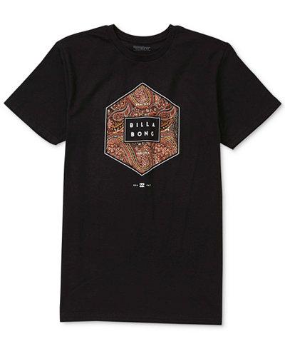 Billabong Men's Access Graphic-Print T-Shirt