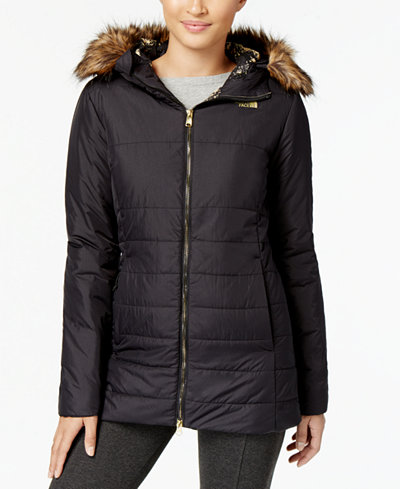 The North Face Harway Heatseeker Faux Fur Trimmed Parka