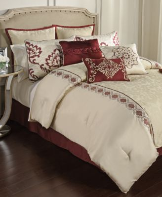 Conrad 14-Piece Queen Comforter Set