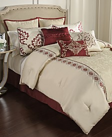 CLOSEOUT! Conrad 14-Pc. King Comforter Set