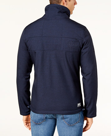 Superdry Men's Windtrekker Fleece-Lined Windbreaker - Coats ...
