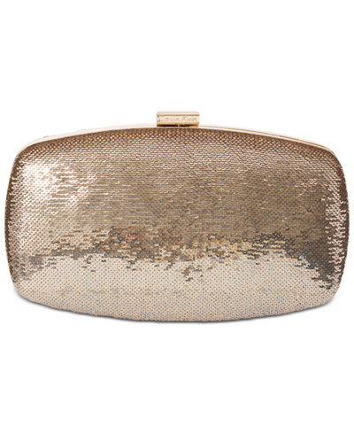 Calvin Klein Small Sequin Clutch