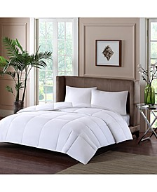 3M Thinsulate™ Year-Round Warmth Twin Down Alternative Comforter, 100% Cotton Cover
