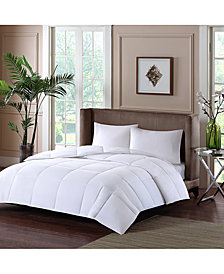 Sleep Philosophy 3M Thinsulate™ Year-Round Warmth Down Alternative Comforter, 100% Cotton Cover
