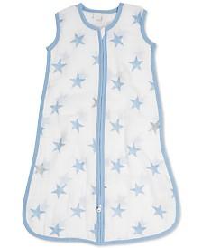 aden by aden + anais Baby Boys Dapper Cotton Printed Sleeping Bag