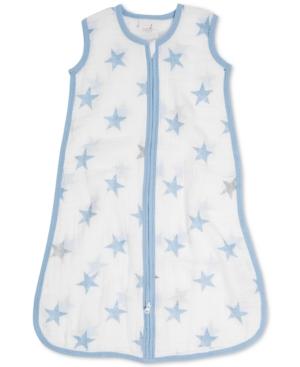 aden by aden  anais Dapper Cotton Printed Sleeping Bag Baby Boys (024 months)