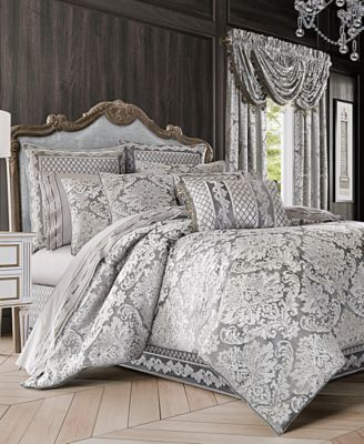Bel Air Tufted-Chenille Silver 20