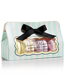 Celebrate Shop Macaroon Bath Fizzers