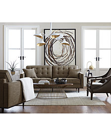 CLOSEOUT! Tianah Fabric Sofa Collection, Created for Macy's