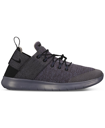 Image 1 of Nike Men's Free RN Commuter 2017 Premium Running Sneakers from  Finish Line