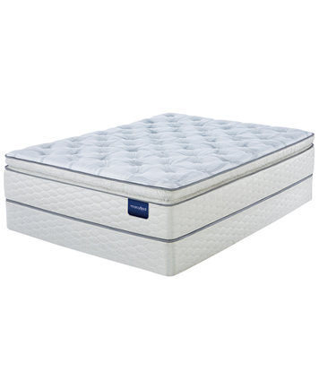 Macybed Lakemere Super Pillow Top Firm Mattress Set Queen Split Mattresses Macy S