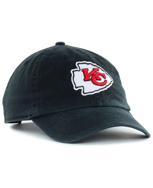 c84ed7f33e6 47 Brand Kansas City Chiefs CLEAN UP Cap - Sports Fan Shop By Lids ...