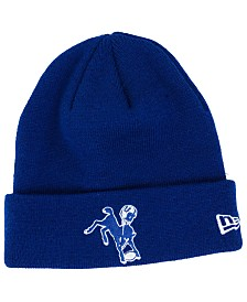 New Era Indianapolis Colts Basic Cuff Knit Hat