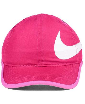 Nike Girls' Featherlight Swoosh Cap - Sports Fan Shop By Lids - Men - Macy's