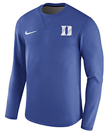 Nike Men's Duke Blue Devils Modern Crew Sweatshirt