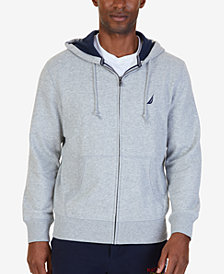 Nautica Men's Big & Tall Zip-Up Hoodie