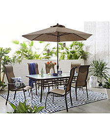 Oasis Outdoor Dining Collection Created For Macys