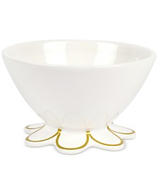 Coton Colors Scalloped-Edge Small Bowl