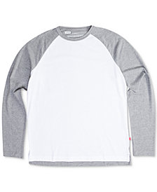 Levi's® Men's Colorblocked Raglan-Sleeve T-Shirt