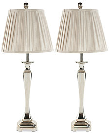 Safavieh Athena Set of 2 Table Lamps
