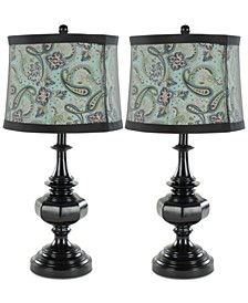 Olivia Set of 2 Table Lamps