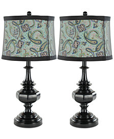 Safavieh Olivia Set of 2 Table Lamps